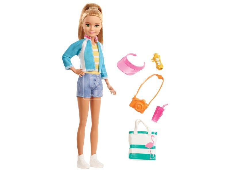 Barbie Dreamhouse kalandok Stacie baba - 29 cm
