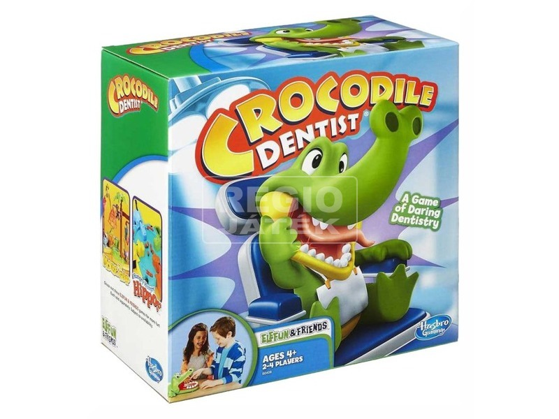 Crocodil Dentist társas B