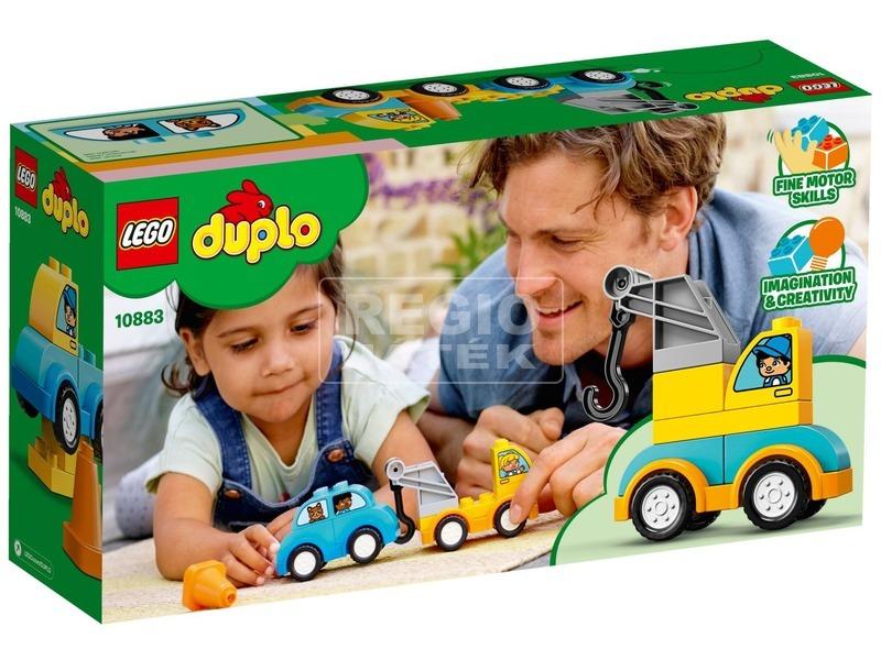 kép nagyítása LEGO® DUPLO Első vontató autóm 10883