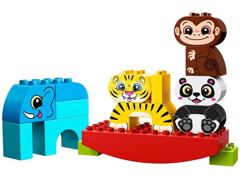 kép nagyítása LEGO® DUPLO Első egyensúlyozó állataim 10884