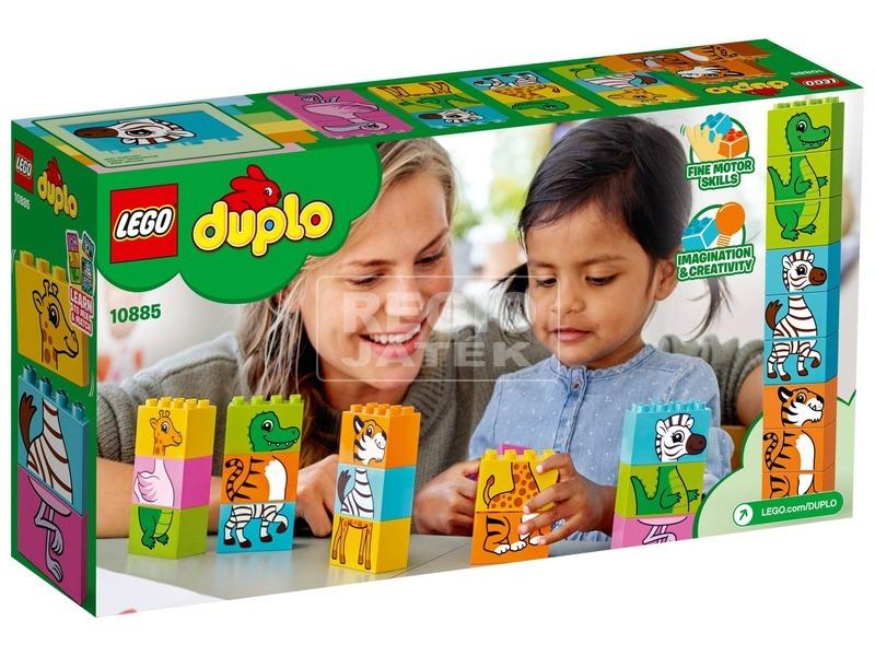 kép nagyítása LEGO® DUPLO Első vidám kirakóm 10885