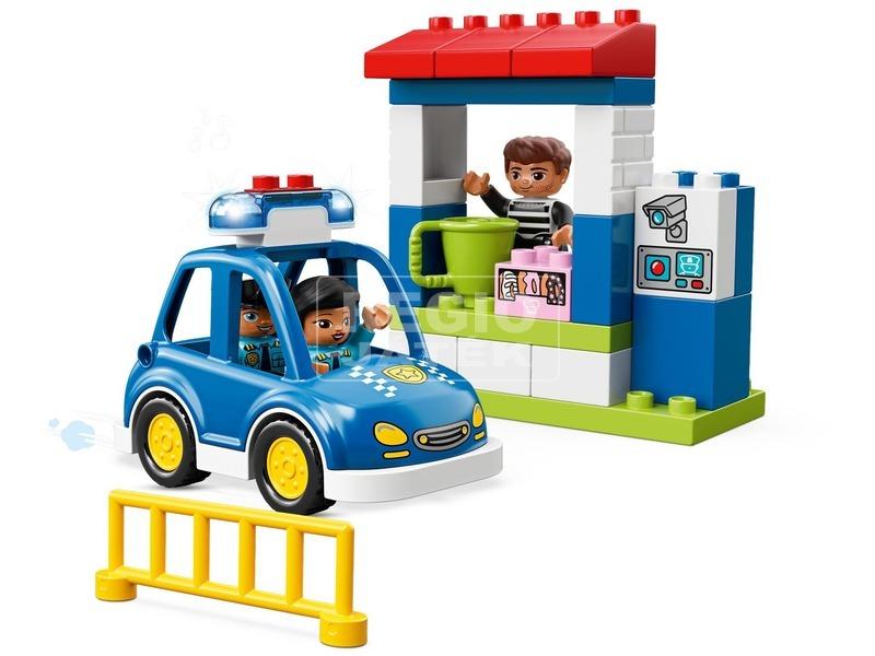 kép nagyítása LEGO® DUPLO Rendőrkapitányság 10902