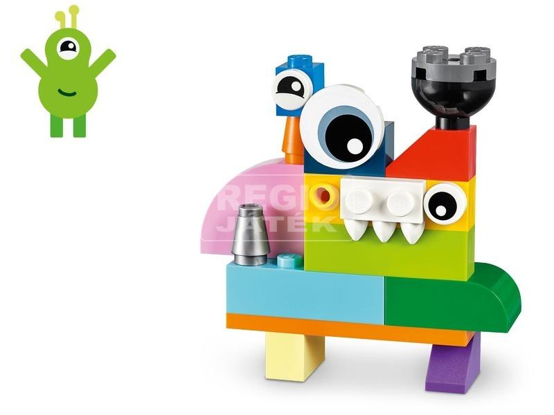 kép nagyítása LEGO® Classic Kockák és szemek 11003