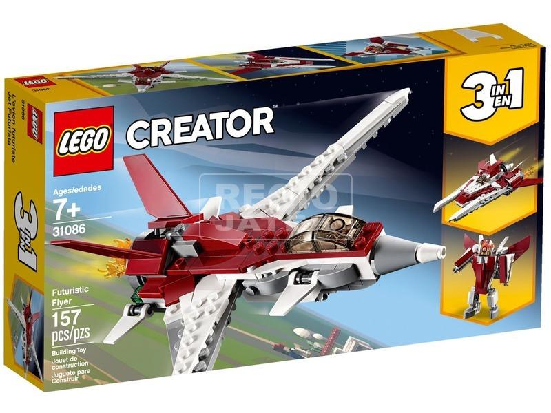 LEGO® Creator Futurisztikus repülő 31086
