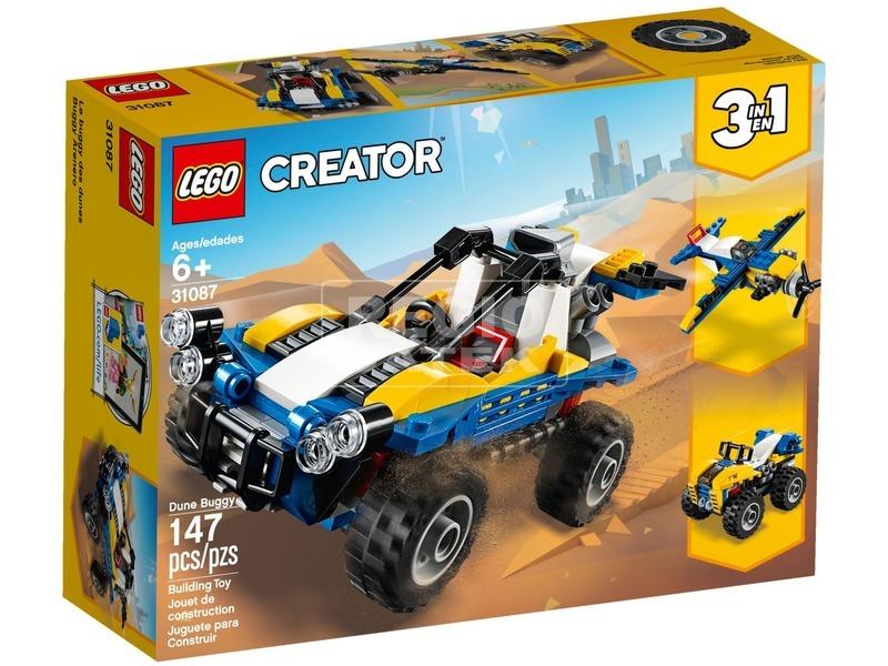 LEGO® Creator Terepjáró homokfutó 31087