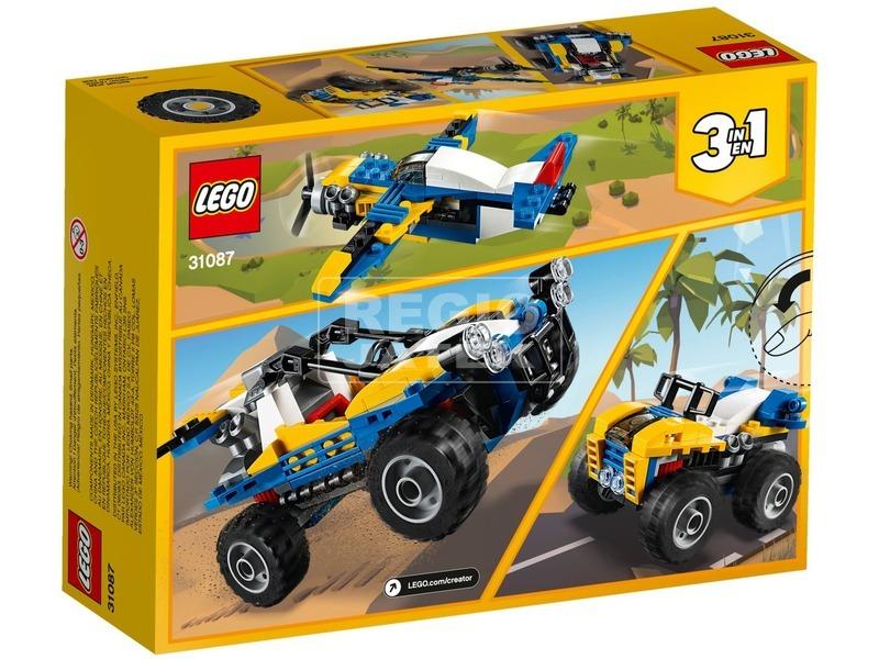 kép nagyítása LEGO® Creator Terepjáró homokfutó 31087
