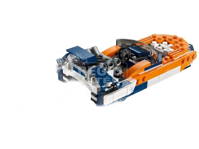 kép nagyítása LEGO® Creator Sunset versenyautó 31089