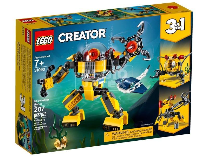 LEGO® Creator Víz alatti robot 31090