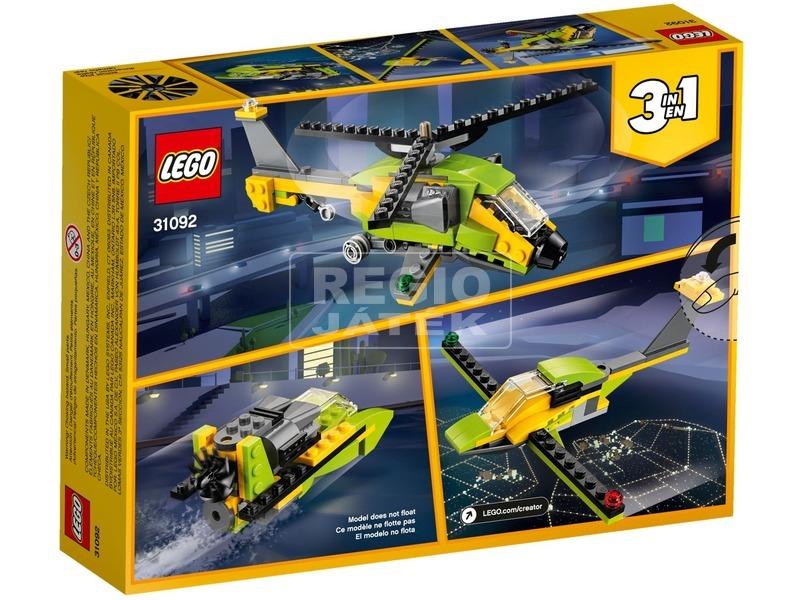kép nagyítása LEGO® Creator Helikopterkaland 31092