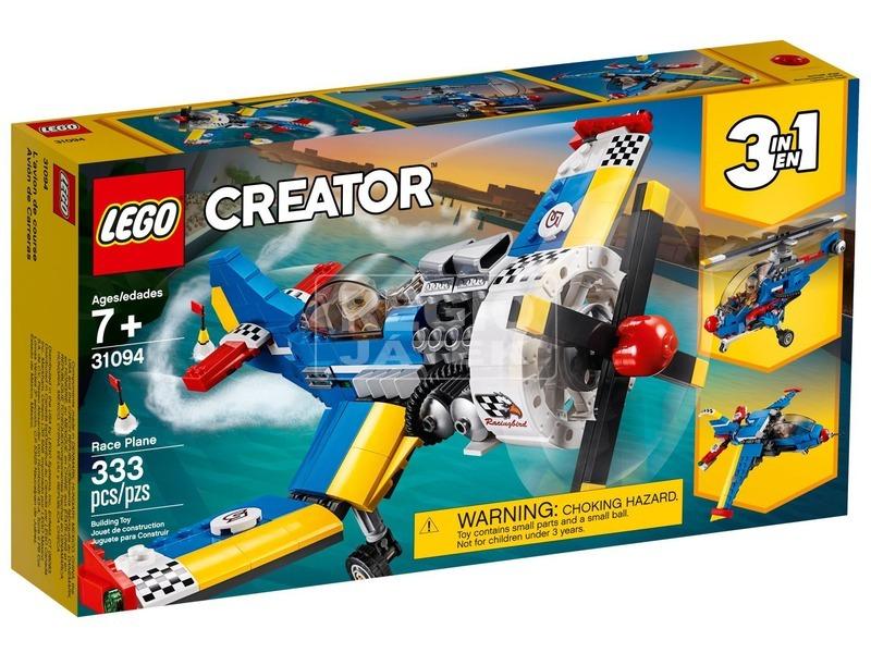 LEGO® Creator Versenyrepülőgép 31094