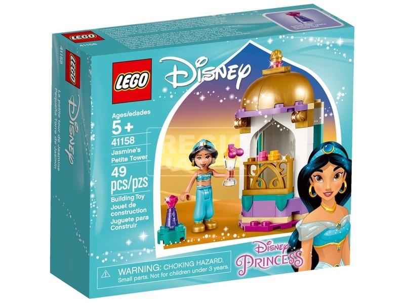 d5a91fbcda REGIO Játék | LEGO® Disney Princess Jázmin kicsi tornya 41158