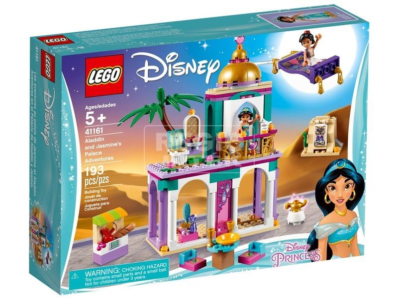 LEGO® Disney Princess Aladdin és Jázmin 41161