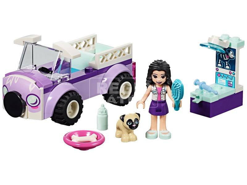 kép nagyítása LEGO® Friends Emma mozgó kisállat kórháza 41360
