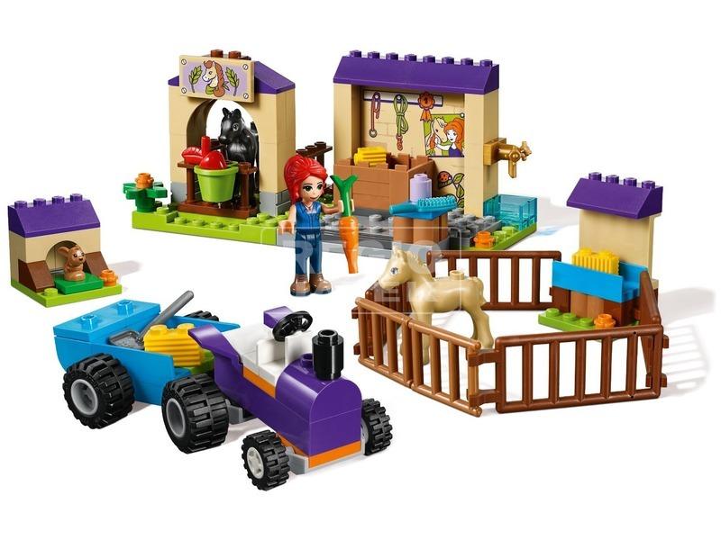 kép nagyítása LEGO® Friends Mia istállója 41361