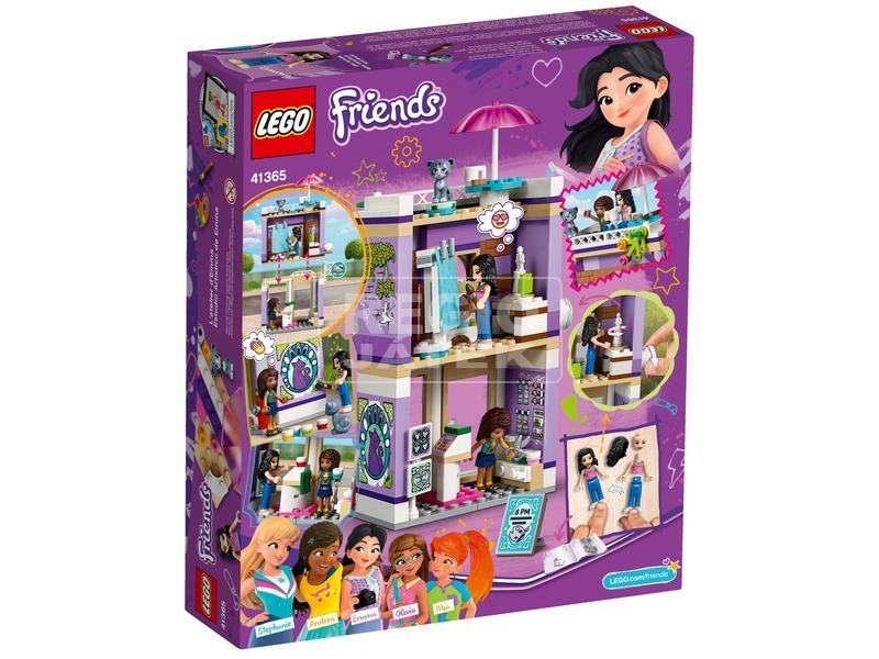kép nagyítása LEGO® Friends Emma műterme 41365