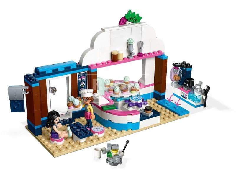 kép nagyítása LEGO® Friends Olivia cukrászdája 41366