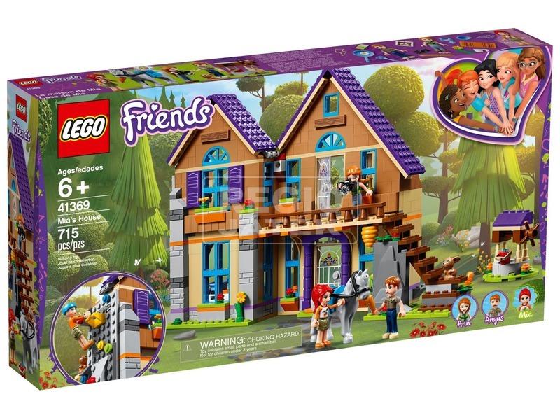 LEGO® Friends Mia háza 41369