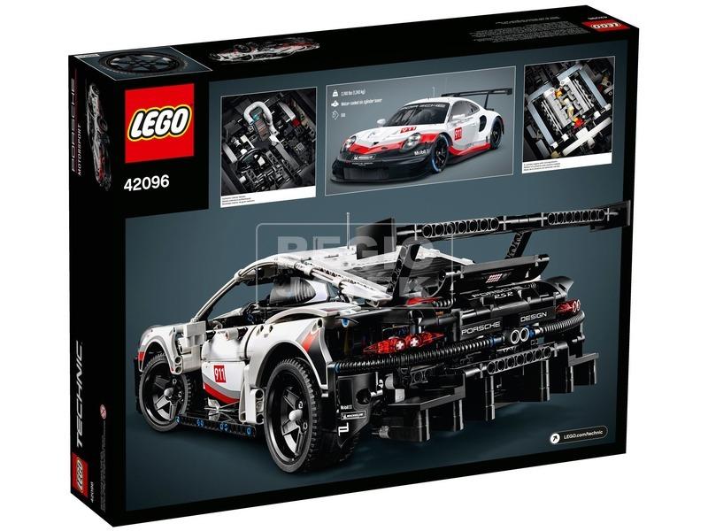 kép nagyítása LEGO® Technic Porsche 911 RSR 42096