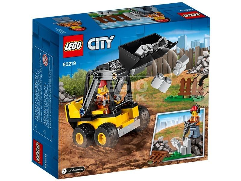 kép nagyítása LEGO® City Építőipari rakodó 60219