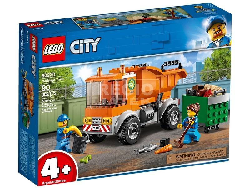 LEGO® City Szemetes autó 60220