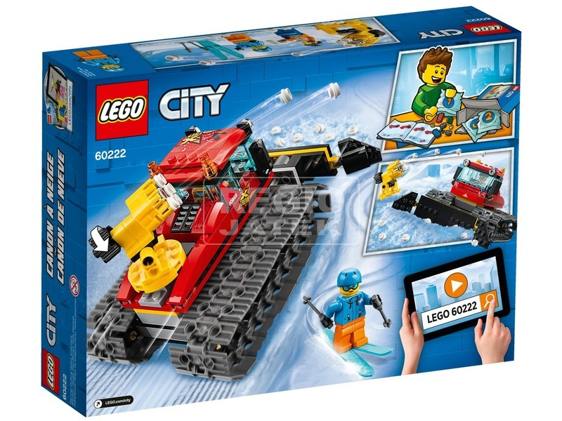 kép nagyítása LEGO® City Hótakarító 60222