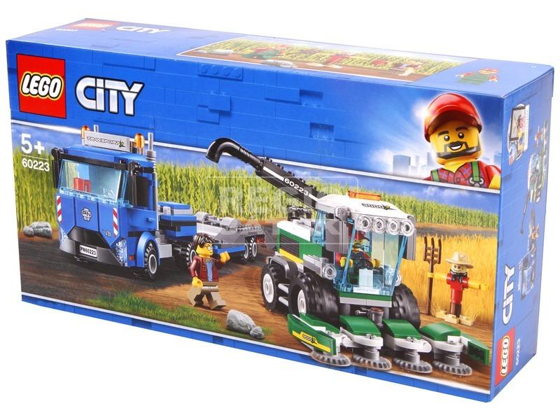 LEGO® City Kombájn szállító 60223