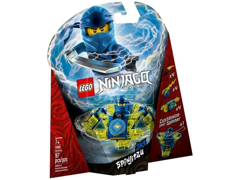 LEGO® Ninjago Spinjitzu Jay 70660