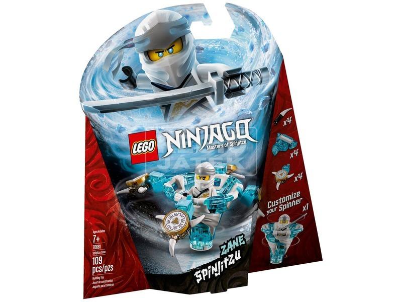 LEGO® Ninjago Spinjitzu Zane 70661