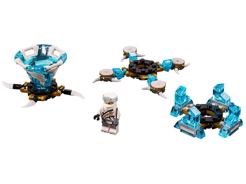 kép nagyítása LEGO® Ninjago Spinjitzu Zane 70661