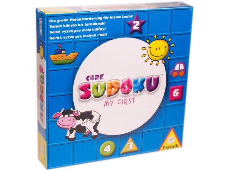 My First Sudoku társasjáték