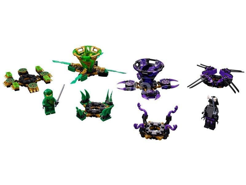 kép nagyítása LEGO® Ninjago Spinjitzu Lloyd és Garmadon 70664