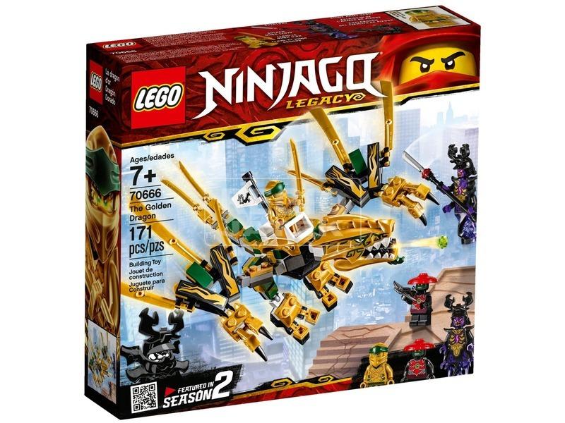 LEGO® Ninjago Az aranysárkány 70666