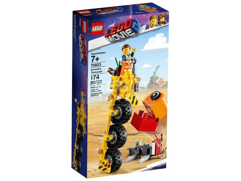LEGO® Movie Emmet triciklije 70823