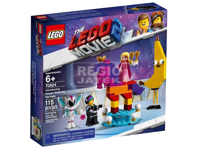 LEGO® Movie Amita Karok királynő 70824