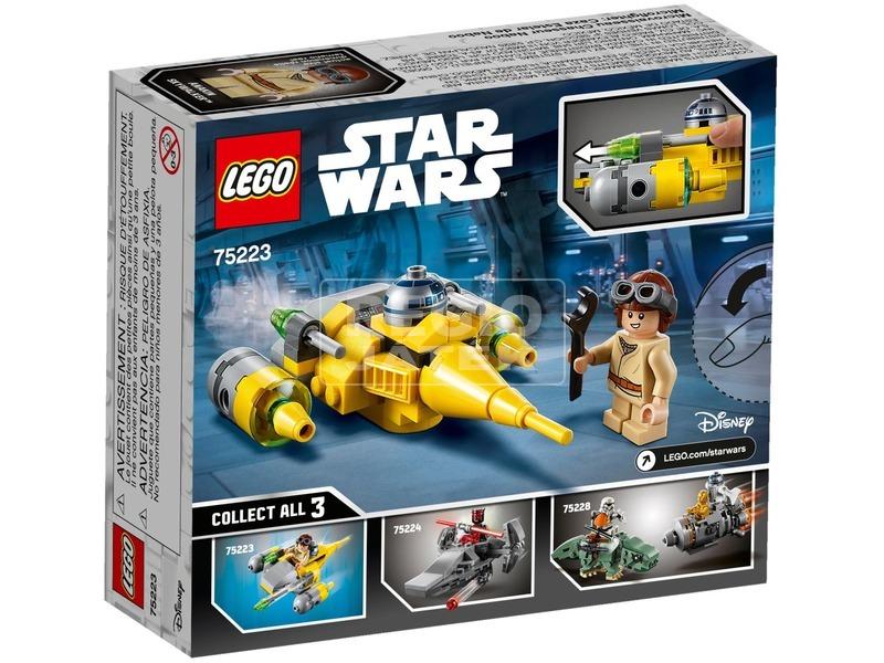 kép nagyítása LEGO® Star Wars Naboo csillagvadász 75223