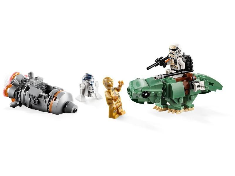 kép nagyítása LEGO® Star Wars Mentőkabin a Dewback™ ellen 75228
