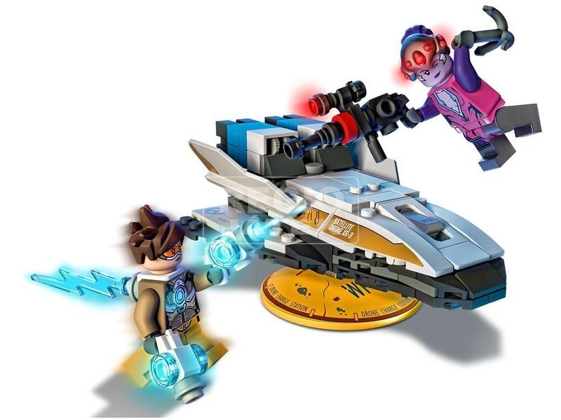 kép nagyítása LEGO® Overwatch Tracer vs. Widowmaker 75970