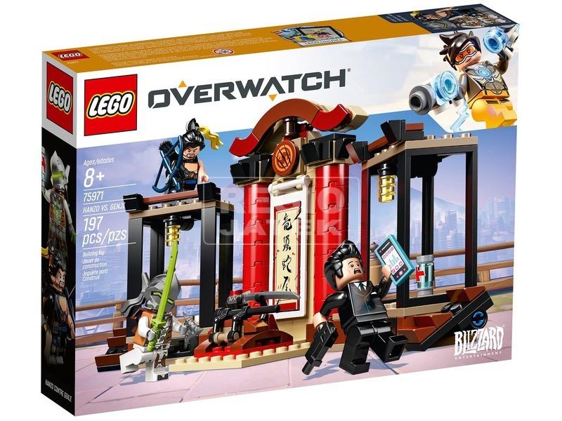 LEGO® Overwatch Hanzo vs. Genji 75971