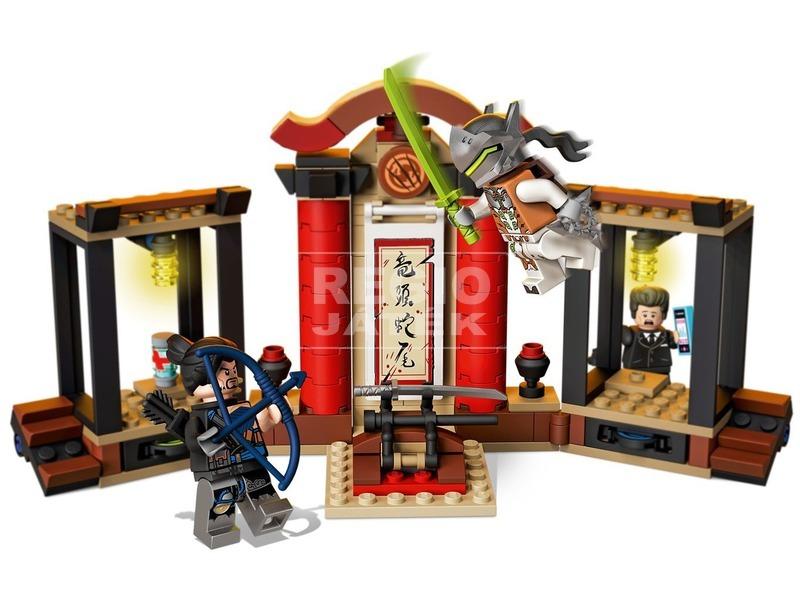 kép nagyítása LEGO® Overwatch Hanzo vs. Genji 75971
