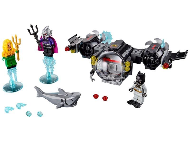 kép nagyítása LEGO® Super Heroes Batman tengeralattjárója 76116