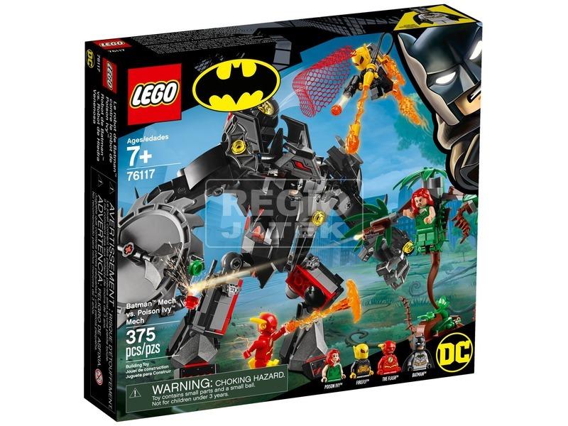 LEGO® Super Heroes Batman vs. Méregcsók 76117