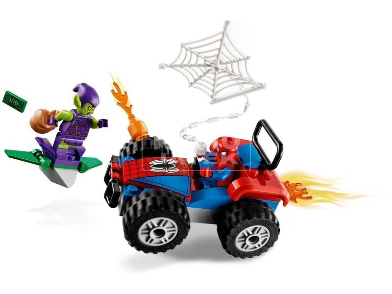 kép nagyítása LEGO® Super Heroes Pókember autós üldözése 76133
