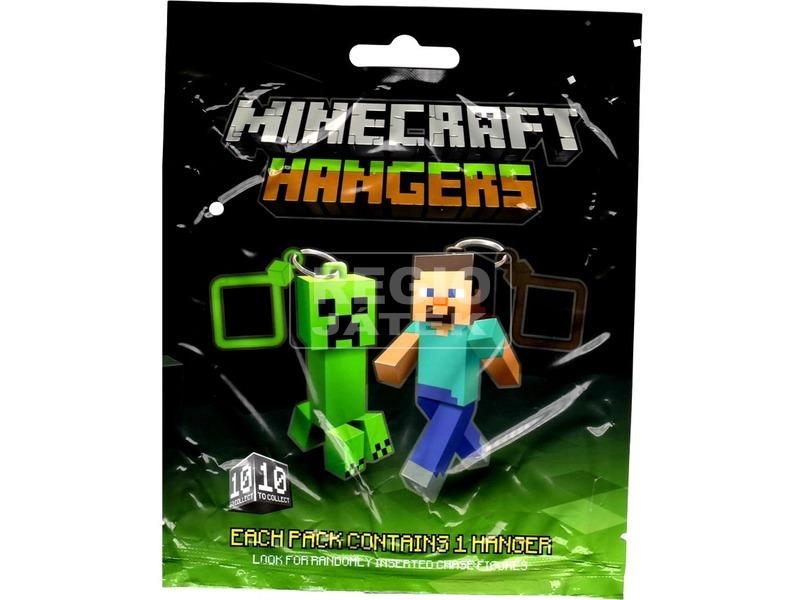 Minecraft kulcstartó meglepetés csomag - 1 db
