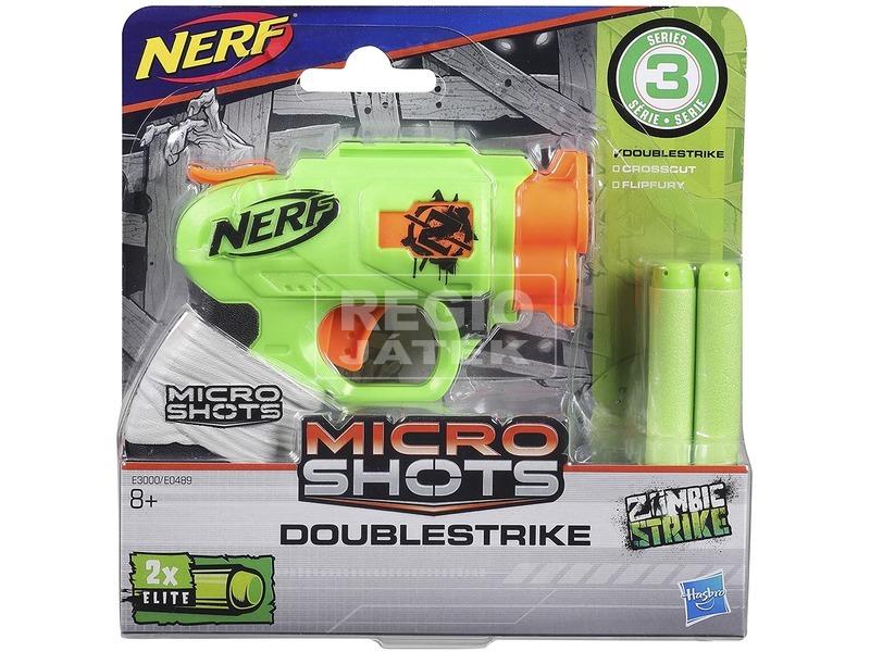 NERF Micro Shots szivacslövő pisztoly - többféle