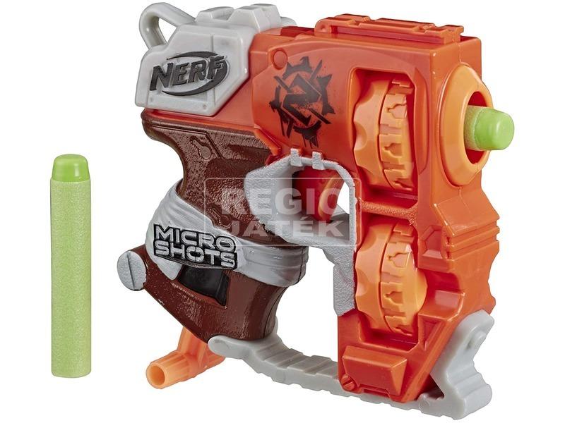 kép nagyítása NERF Micro Shots szivacslövő pisztoly - többféle