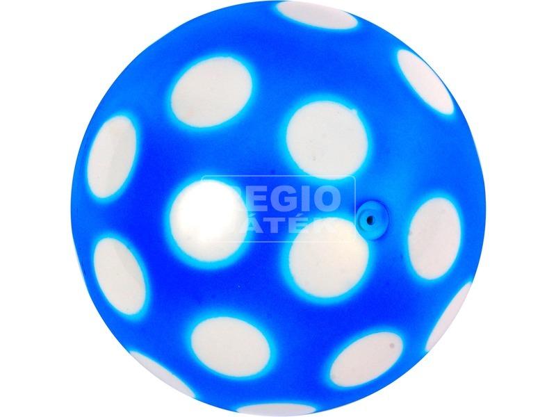 kép nagyítása Pöttyös labda - 11 cm, többféle