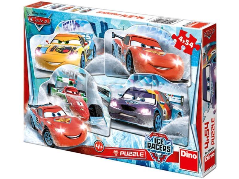 Verdák jeges kalandok 4 x 54 darabos puzzle