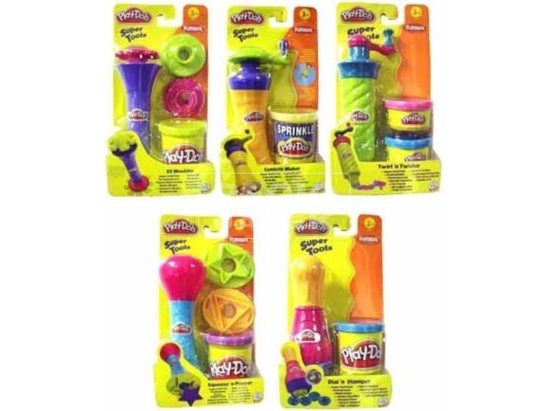kép nagyítása Play-Doh szuper formázó szerszámok - gyuma készlet