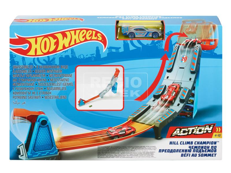 Hot Wheels bajnokság pályakészletek