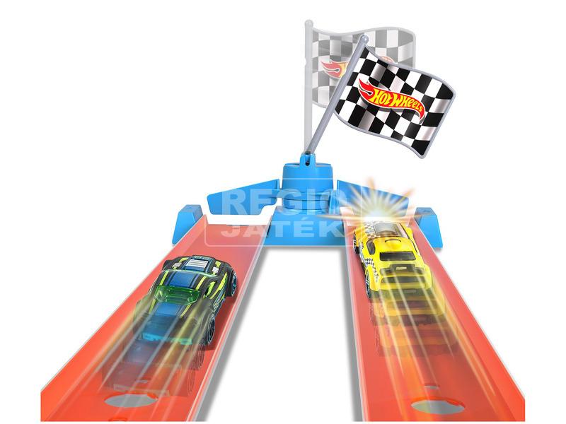 kép nagyítása Hot Wheels bajnokság pályakészletek